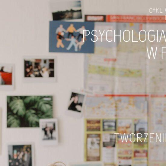 Psychologia Procesu w Fotografii: Tworzenie Opowieści